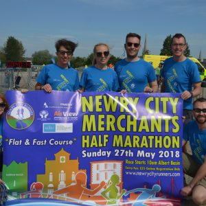 Newry City Marathon 2018